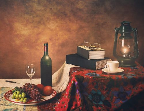 Philip Stratford dinner: A literary and culinary spread